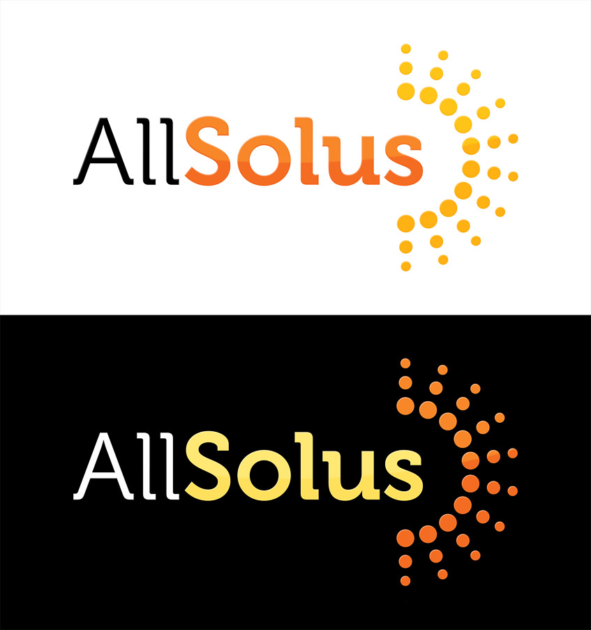 Award Winning Logo Design - AllSolus