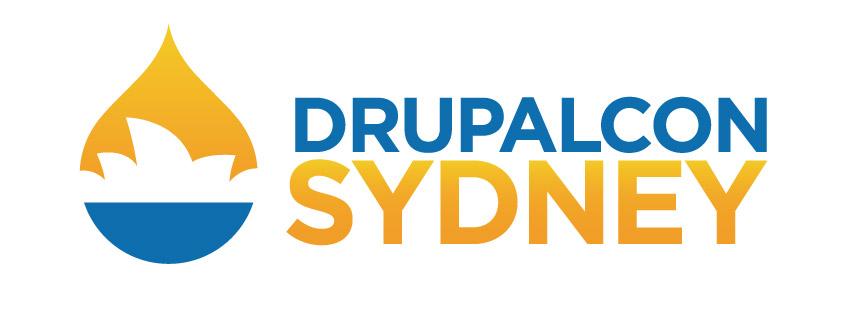 Drupalcon Sydney Logo
