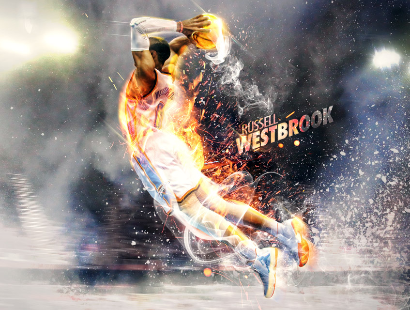 nba russell westbrook design