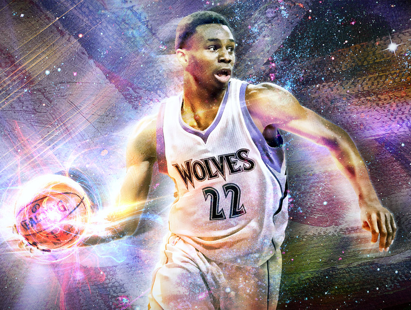 nba social media art andrew wiggins