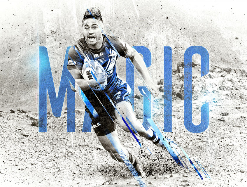 nrl shaun johnson design