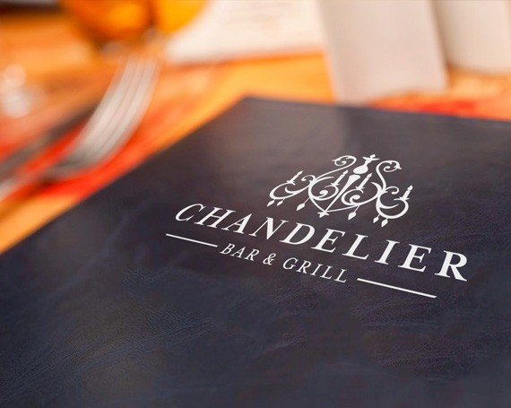Chandelier Bar & Grill